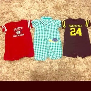 Other - 24 Month Rompers for boy